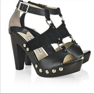 Jimmy CHOO Ursula platform sandals